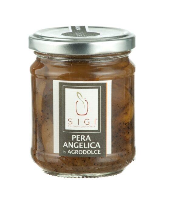 marmellata di Pera Angelica agrodolce 220