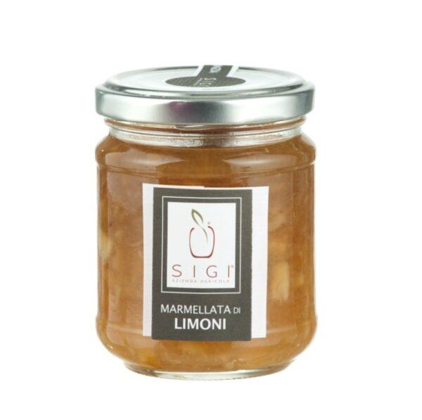 Marmellata limone 220