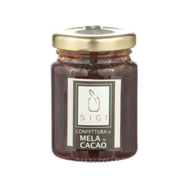 Confettura mela cacao 110