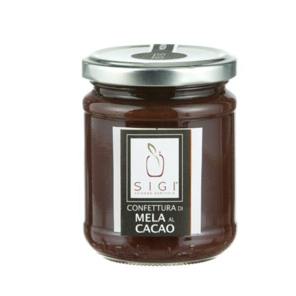 Confettura mela cacao 220