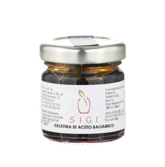 Gelatina aceto balsamico 34