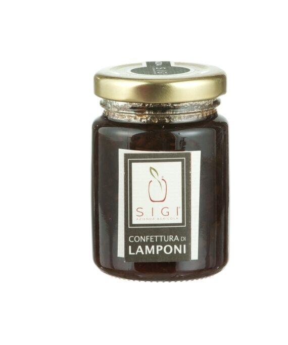 Confettura lamponi 110