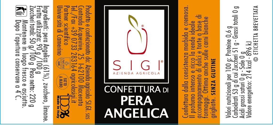 Confett. di PERA ANGELICA 98x45 MadeITALY