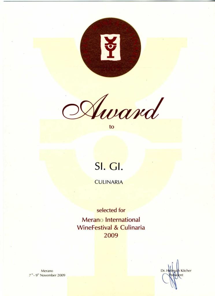 Merano Awards