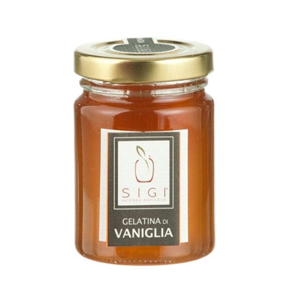 Gelatina di vaniglia