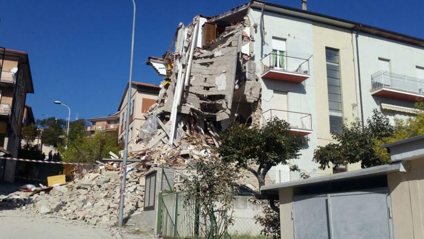 Il Terremoto ha distrutto gran parte del territorio maceratese, abbiamo bisogno di aiuto.