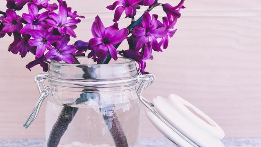 4 decorazioni per la casa riciclando i barattoli di vetro