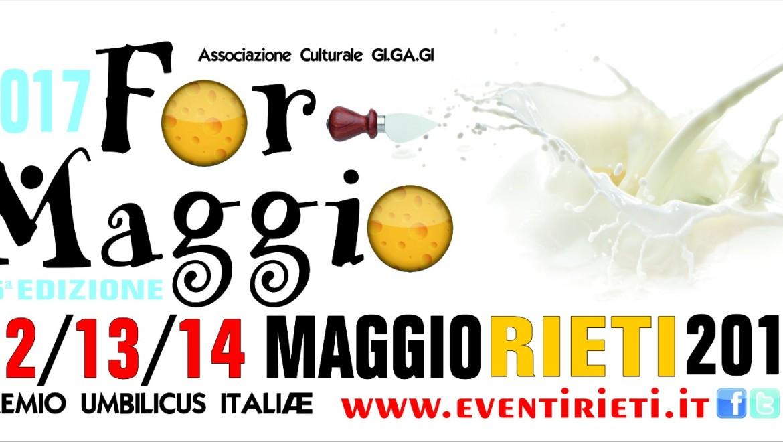 SiGi a ForMaggio Rieti 12/14 Maggio