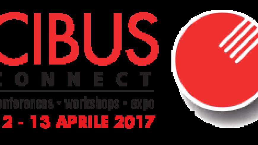 SiGi al Cibus Connect 13 Aprile 2017