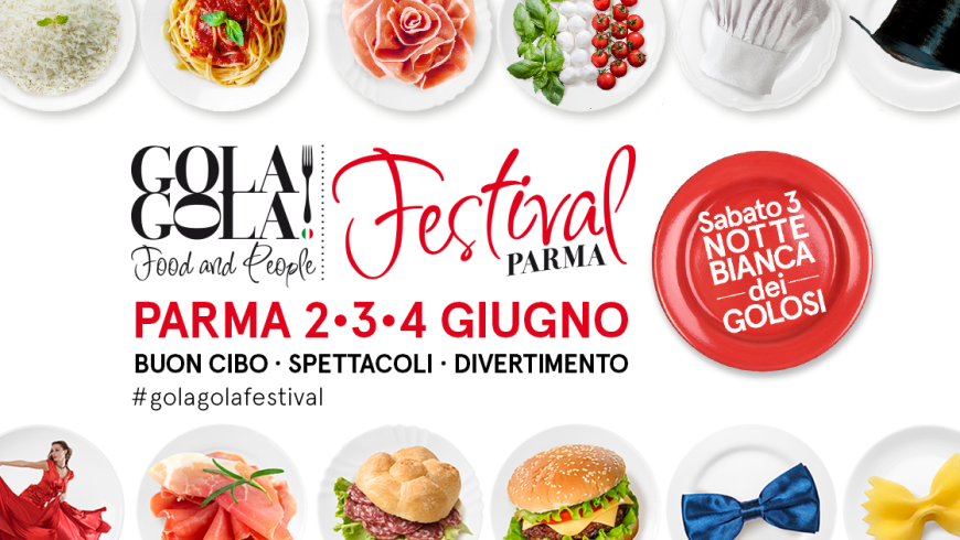 (Italiano) Gola Gola Festival a Parma 2-3-4 Giugno