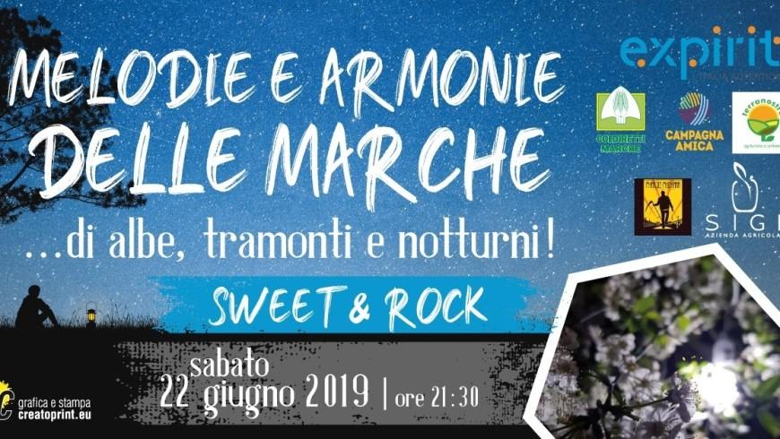 (Italiano) Degustando prelibatezze tra albe, tramonti e notturni – Sweet&Rock- spostato al 22 giugno