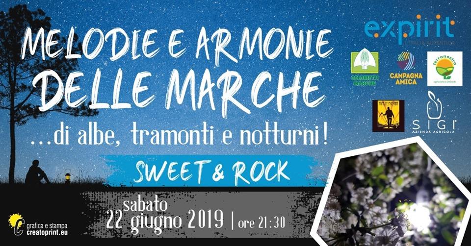 Melodie e Armonie delle Marche – SWEET & ROCK