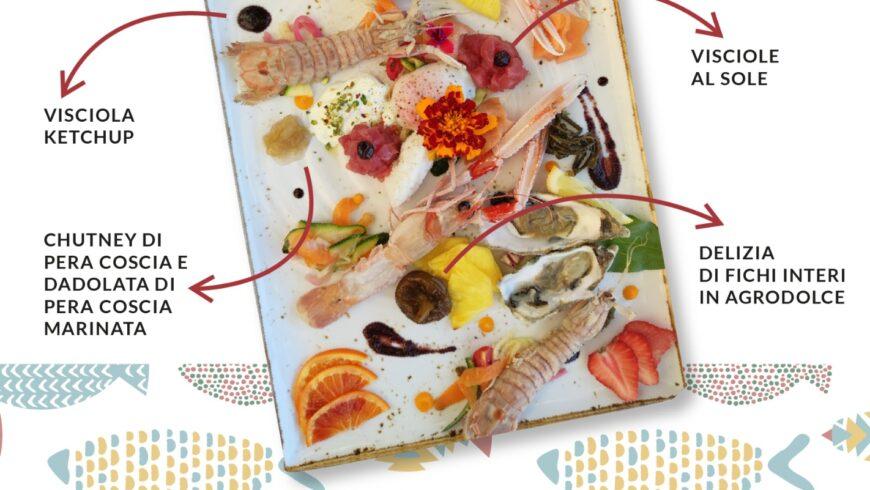 Frutti&Mare: crudi a colori